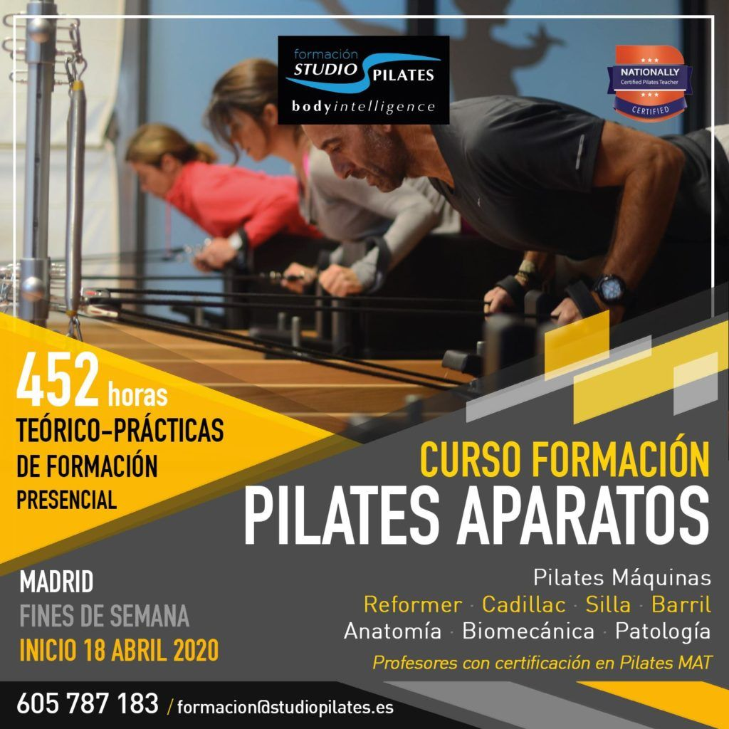 reformer madrid pilates